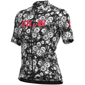 Alé Cycling Graphics PRR Roses SS Jersey Women black